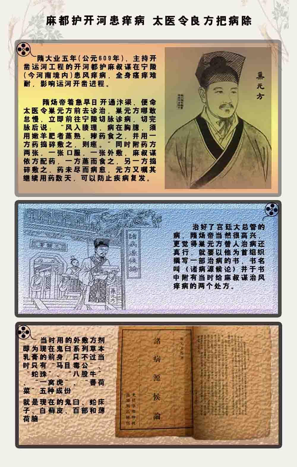 香港本草斋(本草斋®) 鬼臼王草本乳膏(鬼臼王®)品牌故事1